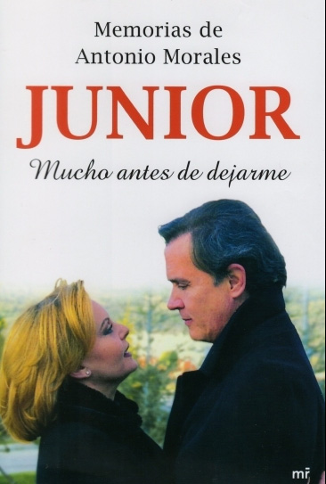 """Falleció el cantante """"Junior"""" en Torrelodones"""