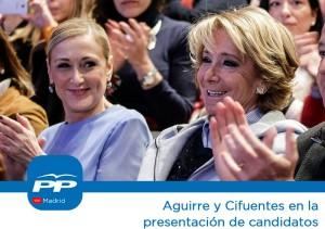 El PP presentará a sus candidatos de la Zona Oeste de Madrid el próximo miércoles en Torrelodones