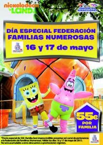 Jornadas Familiares en el Parque de Atracciones de Madrid: 16 y 17 de mayo 2015