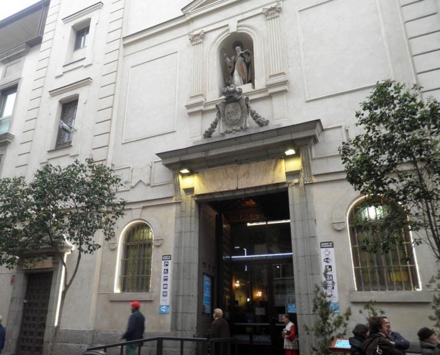 San Antón. Abierta 24 horas