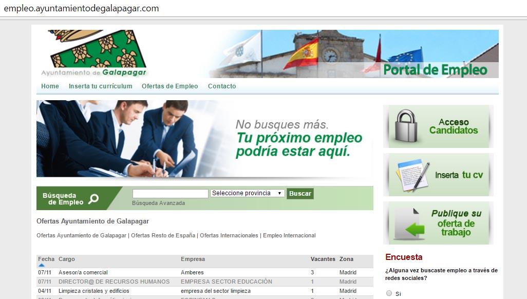 Portal de empleo de la comunidad de madrid empleo madrid - Trabajo en torrelodones ...